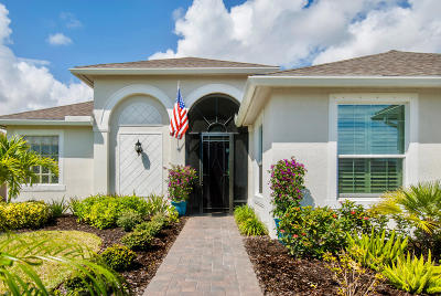 Single Family Home Contingent: 751 Fortunella Circle SW