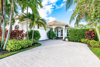 Shady Oaks At Palm Beach Polo, Shady Oaks Of Palm Beach Polo & Country Single Family Home For Sale: 2841 Twin Oaks Way