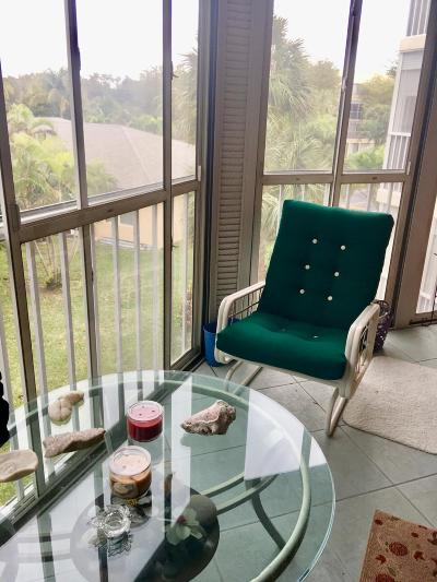 Lake Worth Condo For Sale: 3146 Via Poinciana #Apt 314