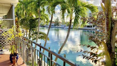 Miami Beach Condo For Sale: 8040 Tatum Waterway Drive #12a