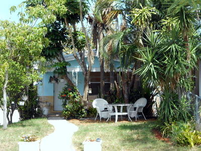 Lake Worth Single Family Home For Sale: 432 E Street