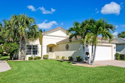 Saint Lucie West Single Family Home For Sale: 485 SW Talquin Lane