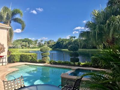Palm Beach Gardens Single Family Home For Sale: 319 Sunset Bay Lane