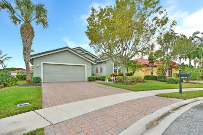 Boynton Beach Single Family Home For Sale: 8814 Bellido Circle
