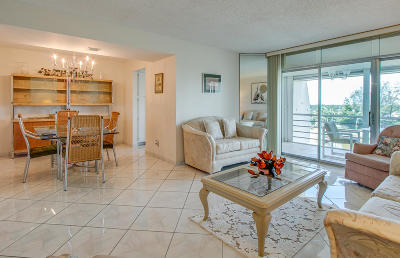 Lake Worth Condo For Sale: 3959 Via Poinciana #603