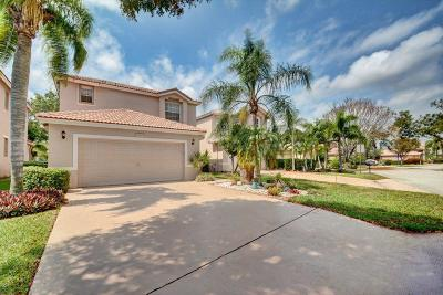 Coconut Creek Single Family Home For Sale: 4984 Pelican Manor