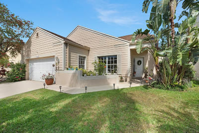 Boca Raton Single Family Home For Sale: 23108 Sunfield Drive
