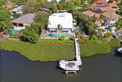 Jupiter Single Family Home For Sale: 215 Regatta Drive