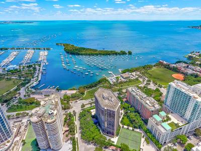 Miami-Dade County Condo For Sale: 2901 S Bayshore Drive #14g
