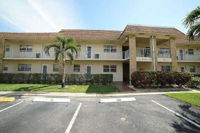 Boca Raton Condo For Sale: 9911 Sandalfoot Boulevard #108