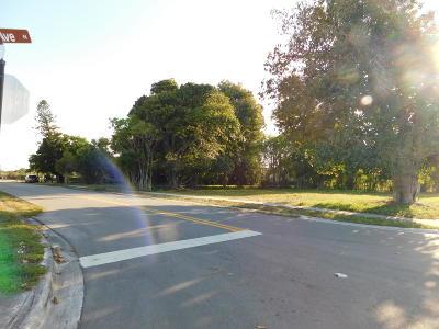 Greenacres Residential Lots & Land For Sale: 557 Jackson Avenue