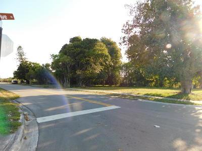 Greenacres Residential Lots & Land For Sale: 553 Jackson Avenue