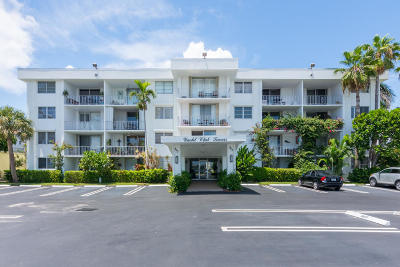 West Palm Beach Condo For Sale: 917 Flagler Drive #102