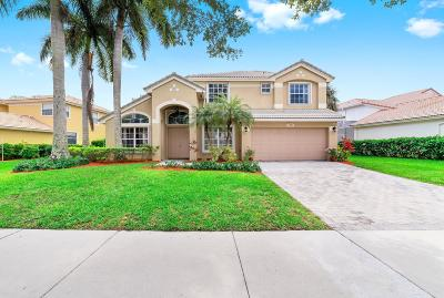Jupiter Single Family Home For Sale: 1103 Egret Circle