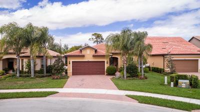 Single Family Home For Sale: 5431 Antigua Circle