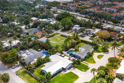 Delray Beach Residential Lots & Land For Sale: 3215 Palm Drive