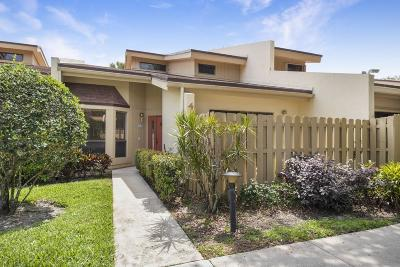 Boca Raton Townhouse For Sale: 1400 NW 9th Avenue #A-4