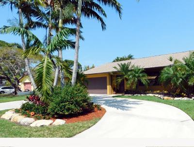 Boynton Beach Single Family Home For Sale: 2560 SW 10th Court