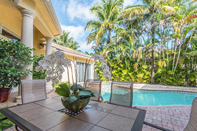 Delray Beach Single Family Home For Sale: 15999 Laurel Creek Drive