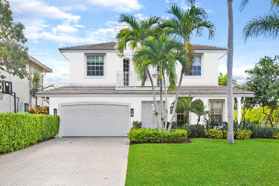Boca Raton Single Family Home For Sale: 5491 NW 41st Terrace