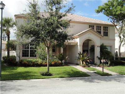 Palm Beach Gardens Townhouse For Sale: 8034 Murano Circle