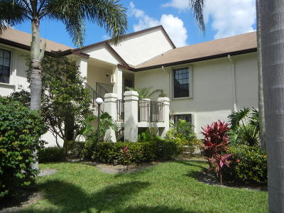Greenacres Condo For Sale: 3247 Jog Park Drive