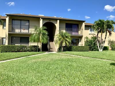 Greenacres Condo For Sale: 525 Shady Pine Way #D1