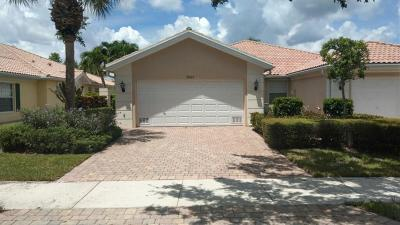 Palm Beach Gardens Single Family Home For Sale: 5021 Magnolia Bay Circle