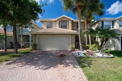 Greenacres Single Family Home For Sale: 5433 Sealine Boulevard