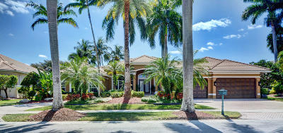 Broward County Single Family Home For Sale: 2497 Poinciana Drive