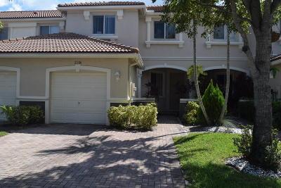 Townhouse For Sale: 2106 Oakmont Drive