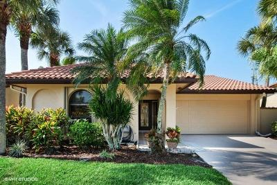 Palm City Single Family Home For Sale: 2459 SW Bobalink Court