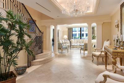 Palm Beach Condo For Sale: 400 S Ocean Boulevard #203/204-