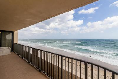 South Palm Beach Rental Pending: 3610 S Ocean Boulevard #101
