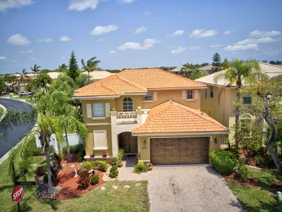 West Palm Beach Single Family Home For Sale: 6547 Compass Rose Court