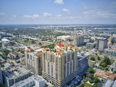 West Palm Beach Condo For Sale: 701 S Olive Avenue #1412