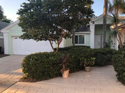 Palm Beach Gardens Single Family Home For Sale: 12 Commodore