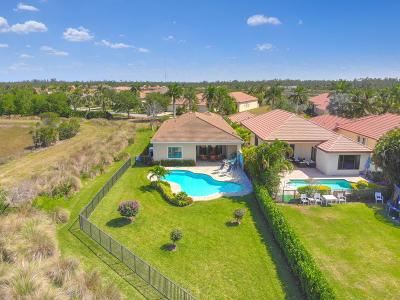 West Palm Beach Single Family Home For Sale: 6800 Sparrow Hawk Drive