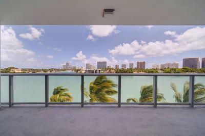 Miami-Dade County Condo For Sale: 10201 E Bay Harbor Drive #307