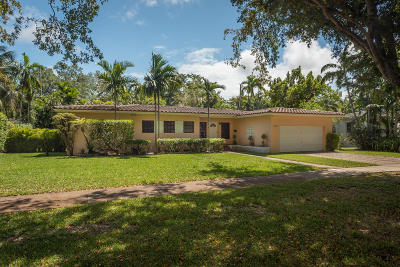 Miami-Dade County Single Family Home For Sale: 1518 Mantua Avenue