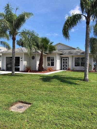 Single Family Home For Sale: 5930 Foxtail Way