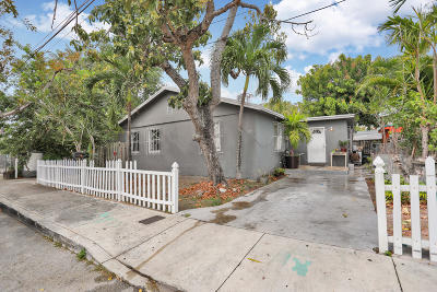 Miami Single Family Home For Sale: 511 NW 34th Street