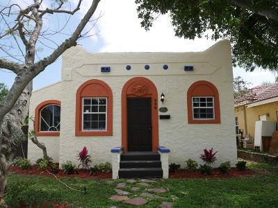 Boynton Beach Single Family Home For Sale: 330 NW 1st Avenue