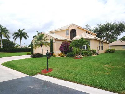 Delray Beach Single Family Home For Sale: 13530 Weyburne Drive