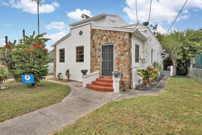 Miami Single Family Home For Sale: 1053 NW 30th Street