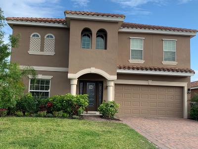 Vero Beach Single Family Home For Sale: 1753 Berkshire Circle SW