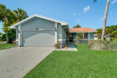 Boynton Beach Single Family Home For Sale: 6 Boswell Place
