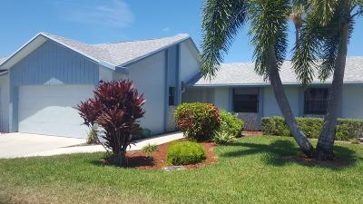 Boca Raton Single Family Home For Sale: 9105 SW 22nd Street #E