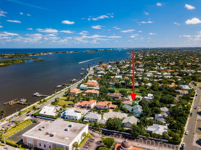 West Palm Beach Single Family Home For Sale: 120 Flagler Promenade