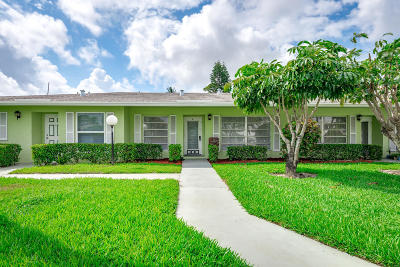 Delray Beach Condo For Sale: 1120 Lemon Tree Terrace #73-B
